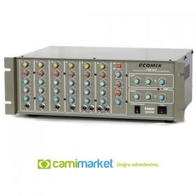 Atak Ecomix R6800 T Anfi 2x300 Watt Trafolu Cami Anfisi