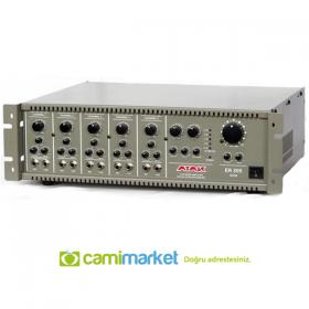 Atak ER-305 Cami Anfisi 300 Watt Ekho Reverb