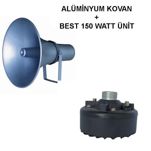 Best AZ0241 150 Watt Cami Minare Hoparlörü Kazanlı