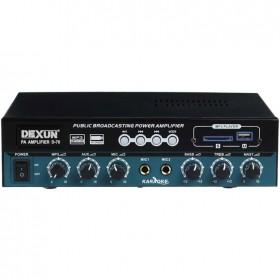 DEXUN D-70 60W 100 Volt Mixer Amfi İş Yeri ve Ev Amfisi