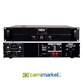 DDS D3000 Power Anfi 2X1500  Watt