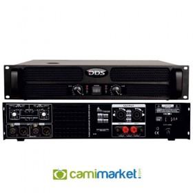 DDS D4000 Power Anfi 2x2000 Watt
