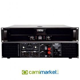 DDS D6000 Power Anfi 2x3000 Watt