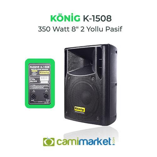 König K-1508 Kabin Hoparlör 350 Watt