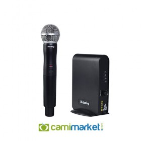 König K-301E UHF Telsiz El Mikrofonu