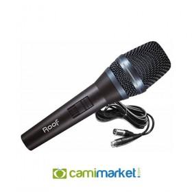 Roof R-300 Kablolu Dinamik El Mikrofonu