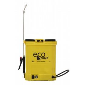 Pomilsan Eco Pump Akülü 16 LT Sırt ilaçlama Pompası