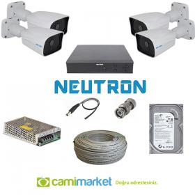 Cami Güvenlik Kamera Seti 1 Neutron