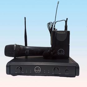 Odo VFF-EY VHF Kablosuz Telsiz El + Yaka Mikrofon Seti