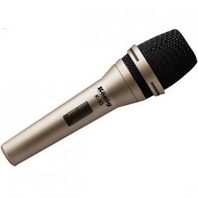 König K-10 Kablolu Dinamik El Mikrofonu