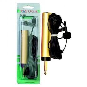 Yoga EM - 020 Kablolu Yaka Cami Mikrofonu