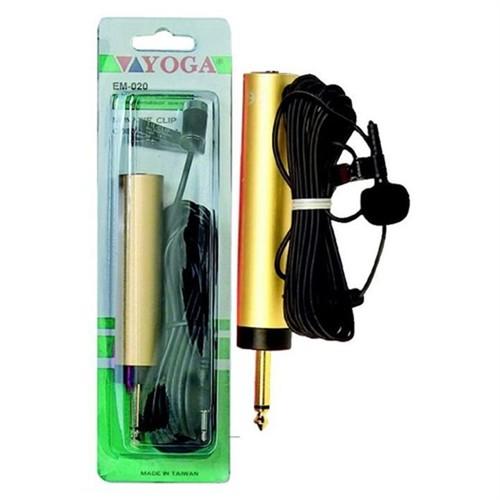 Yoga EM - 020 Yaka Mikrofonu