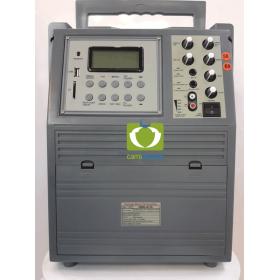 Osawa OSW-8170  Taşınabilir Şarjlı Anfi + Ek Hoparlör