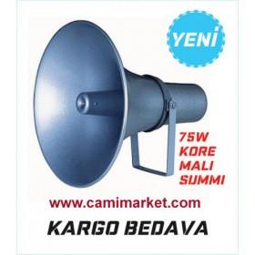 Cami Hoparlörü - Minare- Sammi 75 watt