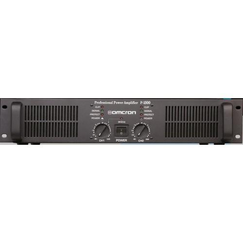 Startech Omcron P-1500 Power Anfi 2x750 Watt