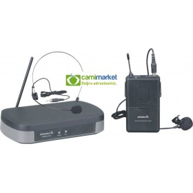 Osawa OSW-810  Yaka VHF Telsiz Mikrofon