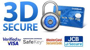 %100 3d secure
